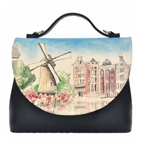 Little by Little One Travels Far Women Handbag