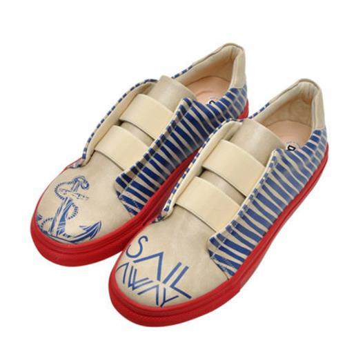 Sail Away Men Sneaker Shoes