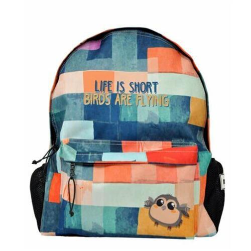 Life is Short Kids Backpacks / Bags