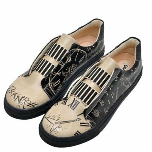 Rock'n Roll Queen Men Sneaker Shoes