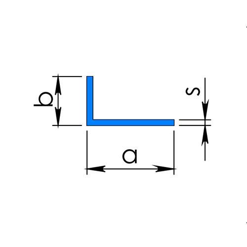 Angular Profiles - Standart Aluminium Profiles