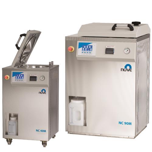 Laboratory Steam Sterilizers