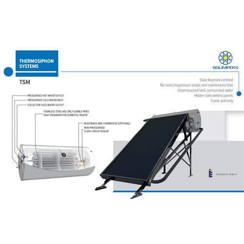 TSM Solar - Thermosyphon System