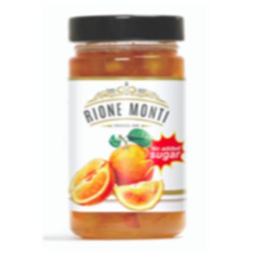 Rione Monti No Added Sugar Orange Jam