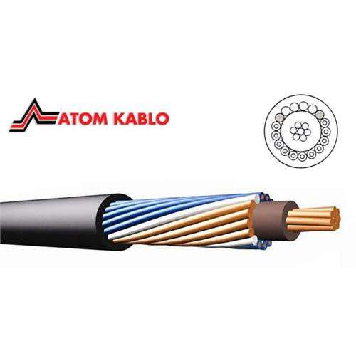 Split Concentric Street Lighting Cable