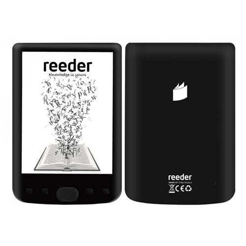 reeder 4 E-Book Reader, 6 inch Screen Size / 16 GB Storage