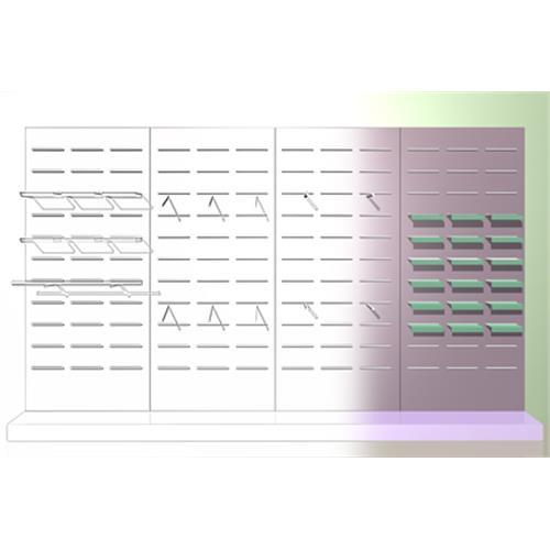 Edon Shelf Rack Shop Systems