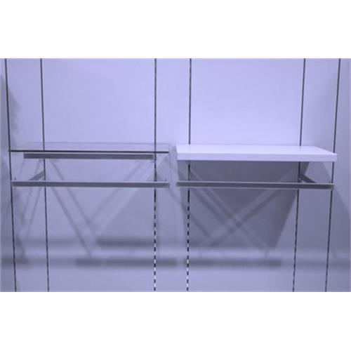 Meta Shelf Rack Shop Systems