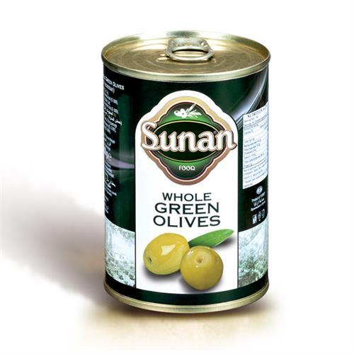 1/2 Tin (73*110) Types of Tin Black and Green Olives