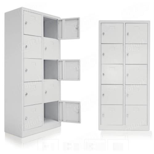 10 Doors Safety Cabinet
