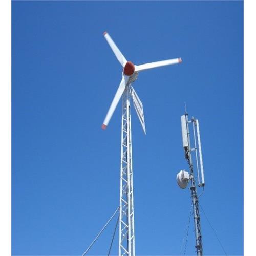 SoyutWind 5 - Battery Powered Wind Turbine System - Alternative Energy Generator
