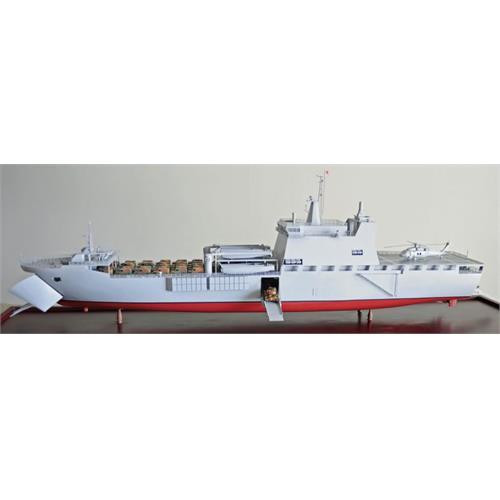 LST 1 / 2 (Amphibious Ship)