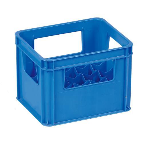 Beverage Crates W/T Dividers