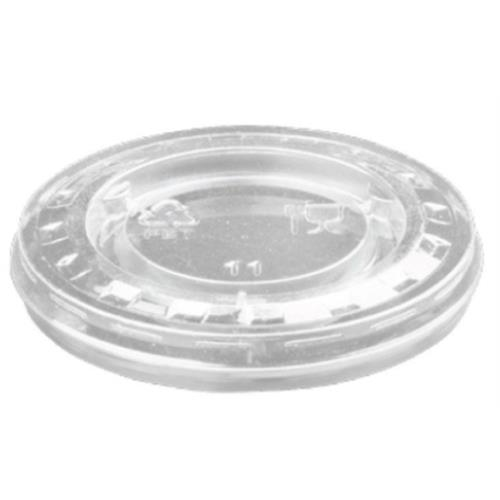 Ø45 Transparent Pet Plastic Sauce Lid