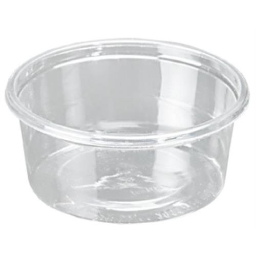 Ø58 Pet Plastic Sauce Container