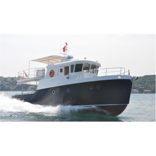 14 m FREEMIND Yacht