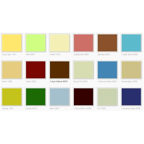 Filli Boya Gloss Synthetic Paint Common - Color Scheme
