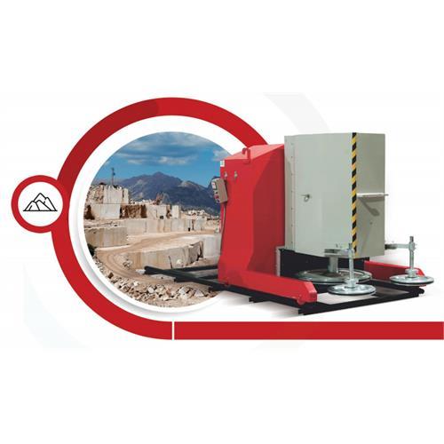 55 KW 75 HP Mechanical Mountain Cutting Machine