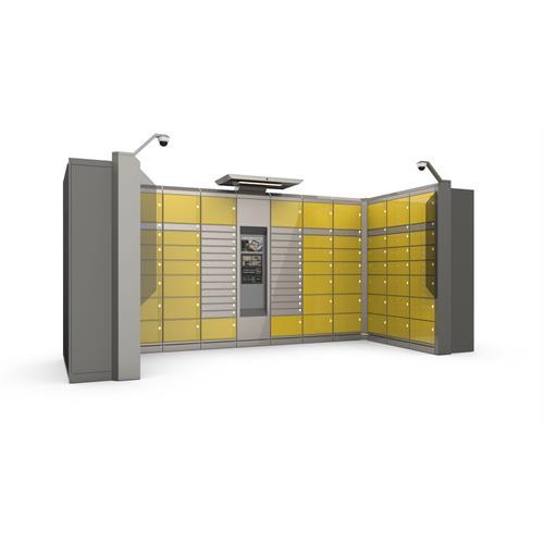 RVNM Smart Parcel Lockers - Smart Vending Machines / Automats