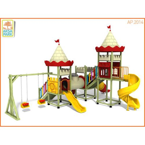 Themed Wooden Playground Sets